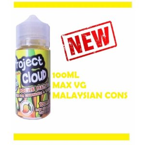 LIQUIDO PROJECT CLOUD DOUBLE MANGO 100ML - 3MG NICOTINA