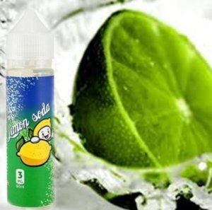 LIQUIDO LEMON SODA 60ML - 3MG DE NICOTINA
