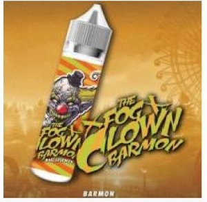 LÍQUIDO THE FOG CLOWN - BARMON 60ML - 3MG NICOTINA - PROMOÇÃO BLACK FRIDAY CONTINUA , DESCONTOS DE PRESENTE PAPAI NOEL!