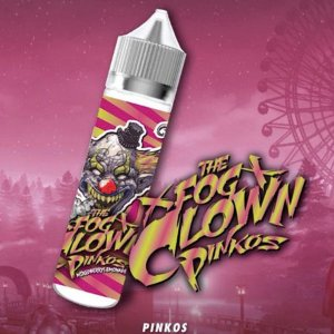 LÍQUIDO THE FOG CLOWN - PINKOS 60ML - 3mg nic