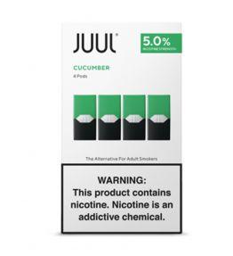REFIL JUUL (PACK OF 4) COOL CUCUMBER