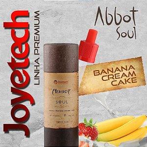 Líquido Joyetech® Premium Abbot Soul - Banana Cream Cake -  30ml -11mg nicotina
