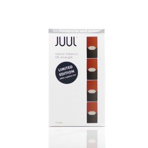 REFIL JUUL (PACK OF 4) TOBACCO EDITION