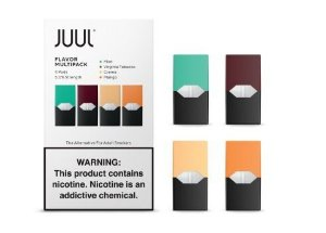 REFIL jUUL  (PACK OF 4) MULTIPACK