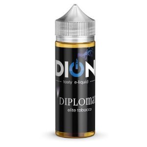 LIQUIDO DION DIPLOMAT 120ML - 6MG NIC