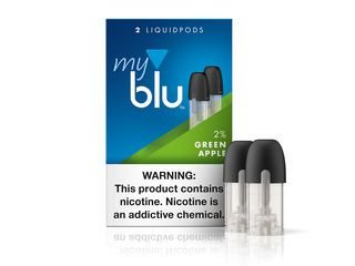 REFIL MYBLU GREEN APPLE LIQUIDPODS