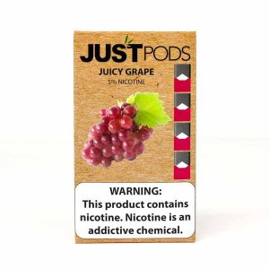 JUST PODS 50MG - JUICY GRAPE