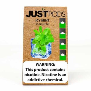 JUST PODS 50MG - ICI MINT
