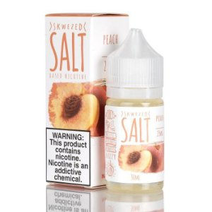 Salt Nic Peach SKWEZED 30ml