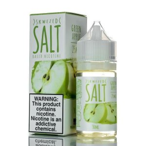 Salt Nic Green Apple SKWEZED 30ml