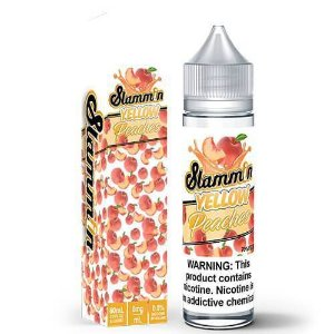 SLAMMIN E-JUICE 60ML 3MG - PEACH