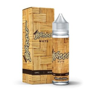 NUTS - BACCO BURST E-JUICE (60 ML) 3MG