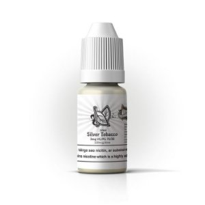 LIQUIDO SILVER TOBACCO REPUBLIC OF VAPE 10ML - 3MG