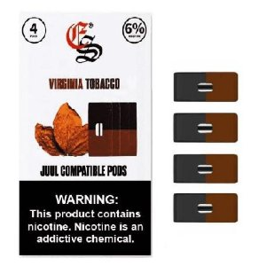 REFIL EONSMOKE VIRGINIA TOBACCO 6%