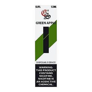 EONSMOKE STIK  GREEN APPLE 1.3ML DESCARTÁVEL 6.8% NIC.