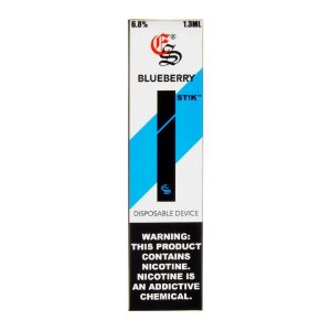 EONSMOKE STIK  BLUEBERRY DISPOSABLE DEVICE (DESCARTÁVEL) 6.8%  SALT NIC - 1.3ML