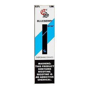 EONSMOKE STIK  BLUEBERRY DISPOSABLE DEVICE (DESCARTÁVEL) 6.8%  SALT NIC - 1.3ML
