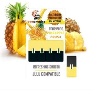 REFIL EONSMOKE PINEAPPLE CRUSH 6%
