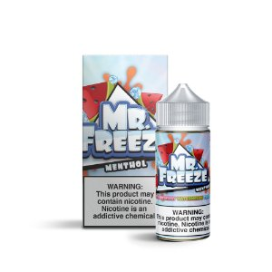 LIQUIDO MR. FREEZE STRAWBERRY WATERMELON - FROST - 3MG NICOTINA - 100ML
