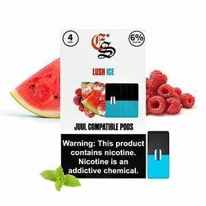 REFIL EONSMOKE LUSH ICE 6%