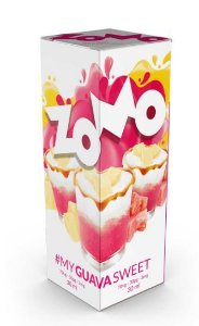 LÍQUIDO ZOMO - MY GUAVA SWEET E-JUICE 60ML - 3MG NICOTINA