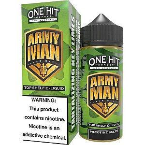Líquido Army Man - One Hit Wonder e-Liquid SALT 30 ML