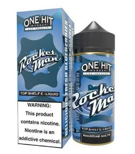 Líquido Rocket Man - One Hit Wonder e-Liquid SALT 30 ML