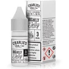 Líquido vape Big Belly Jelly por Charlie's Chalk Dust - 10ml