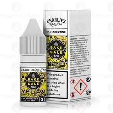 Bake Sale Butter Cake - Charlie´s Dust 10ML / 6mg