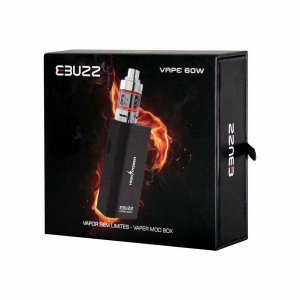 KIT VAPE 60W FLOW - EBUZZ