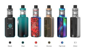 Kit Vaporesso Luxe Nano 80W Touch Screen TC 2500mAh - Vaporesso
