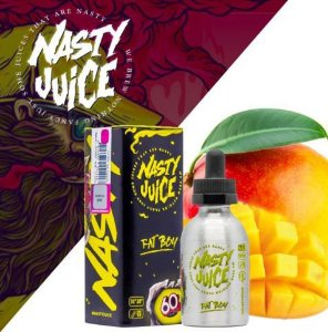 LIQUIDO NASTY JUICE FAT BOY 60ML - 3MG NICOTINA