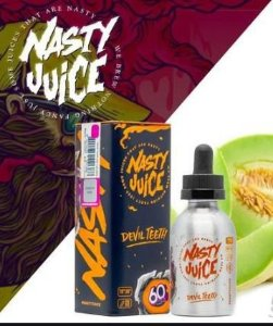 LIQUIDO NASTY JUICE DEVIL TETH 60ML - 3MG NICOTINA