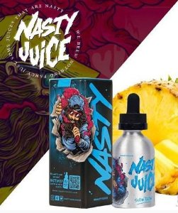 LIQUIDO NASTY JUICE SLOW BLOW 60ML - 3MG NICOTINA