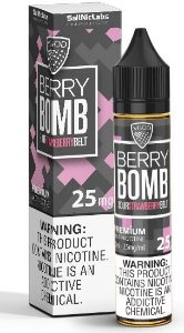 VGOD PREMIUM SALT NICOTINE BERRY BOMB 30ML