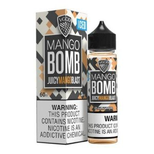 Juice - Vgod - Mango Bomb Ice - 60ml