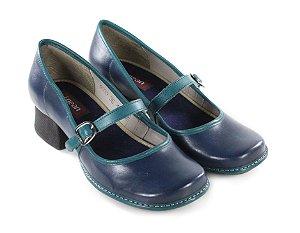 Sapato New Kelly Navy