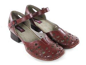Sapato New Kelly Vermelho