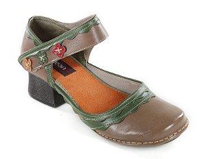 Sapato New Kelly CK0035-02 Argila