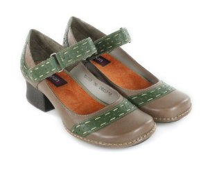 Sapato New Kelly CK0037-03 Argila