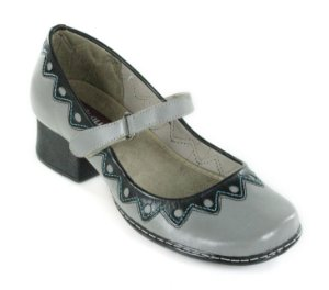 Sapato New Kelly CK0038-03 Cromo