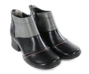 Bota New Kelly Preto - J.Gean