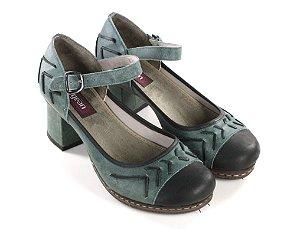 Sapato Desiree Menta - J.Gean