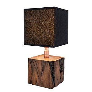 Luminária de mesa 1856 Nicolas E27 -klaxon