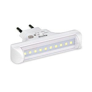 Iluminação de Emergência 60 lúmens com fotocélula - 25924