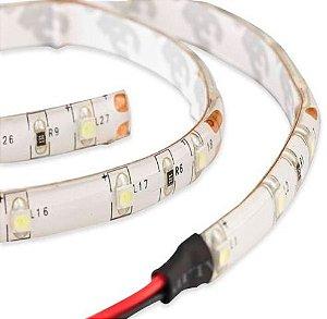 Fita Led 12w 12V IP65 5 metros SMD 5050 6000k - Andeli