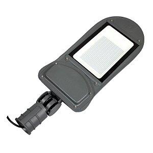 Luminária LED Pública para Poste 80W ou 120W 5000k Bivolt