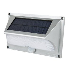 Arandela Solar Com Sensor de Movimento 3000k- Ecoforce
