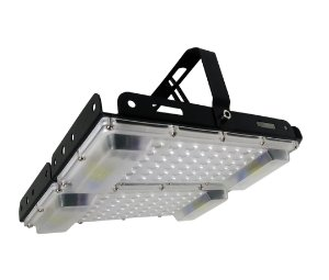 Luminária Led Highbay Plana 100w Bivolt