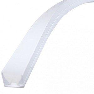 Perfil de Silicone Flex Para Fita Led 5 metros - LUM85